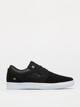 Emerica Alcove Cc Shoes (black/white/gold)