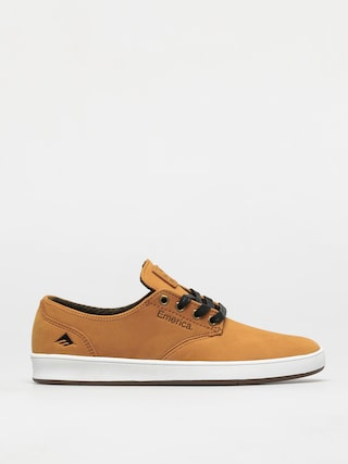 Emerica The Romero Laced Shoes (brown/gold/black)