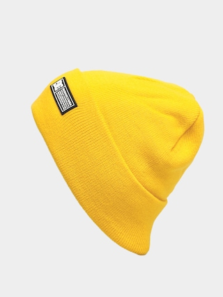 DC Label Beanie (lemon chrome)