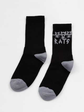 Malita Rats Socks (black/grey)