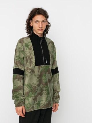 Volcom Rekker Polar Crew Sweatshirt (camouflage)
