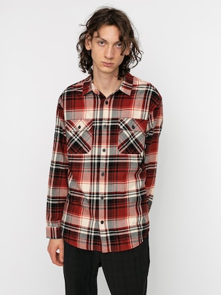 Burton Brighton Flannel Shirt (tandori stump plaid)