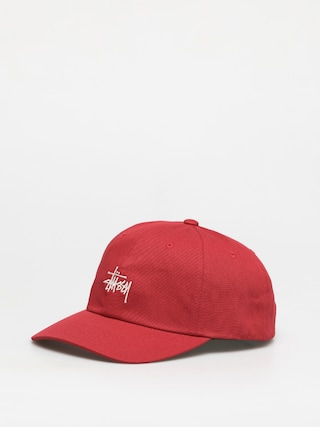 Stussy Stock Low Pro ZD Cap (red)