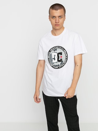 DC Divide And Conquer T-shirt (white)