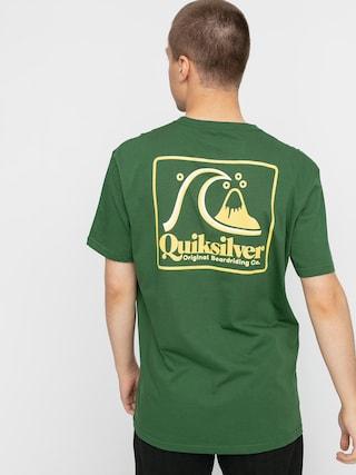 Quiksilver Beach Tones T-shirt (greener pastures)