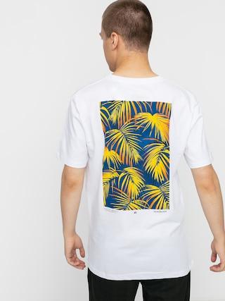 Quiksilver Quik Poster Mix T-shirt (white)