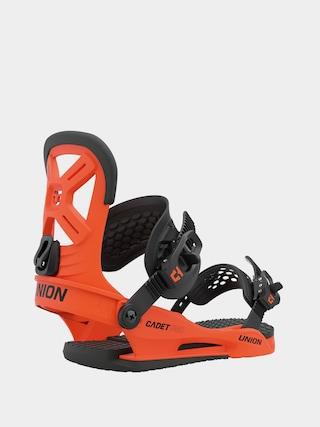 Union Cadet Pro Snowboard bindings (union orange)