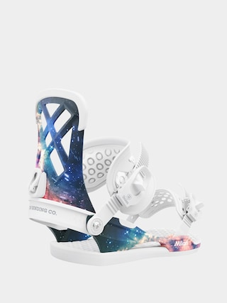 Union Milan Snowboard bindings Wmn (space dust)
