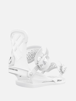Union Milan Snowboard bindings Wmn (white)