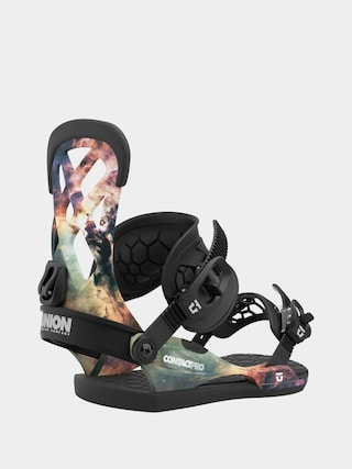 Union Contact Pro Snowboard bindings (space dust)