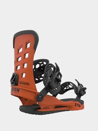 Union Str Snowboard bindings (burnt orange)