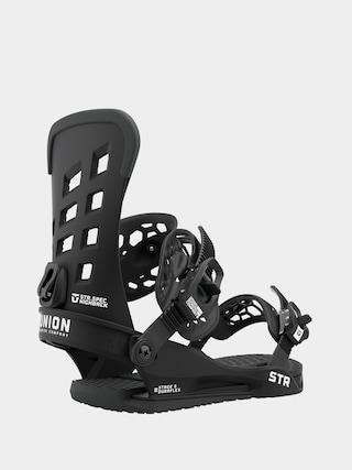 Union Str Snowboard bindings (black)