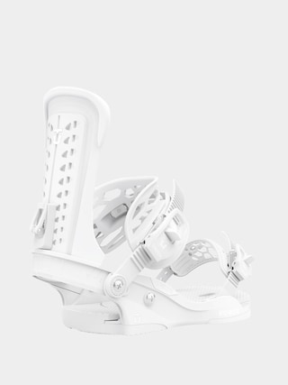 Union Force Snowboard bindings (white)