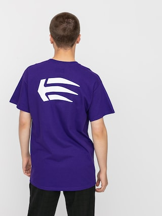 Etnies Joslin T-shirt (purple)