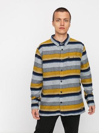 Quiksilver Lineup Distraction Shirt (honey lineup distraction)