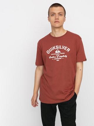 Quiksilver Creators Of Simplicity T-shirt (henna)