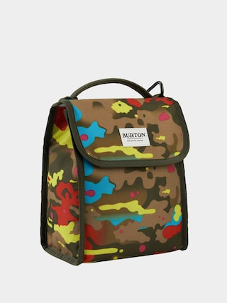 Burton Lunch Sack Bag (bright birch camo print)