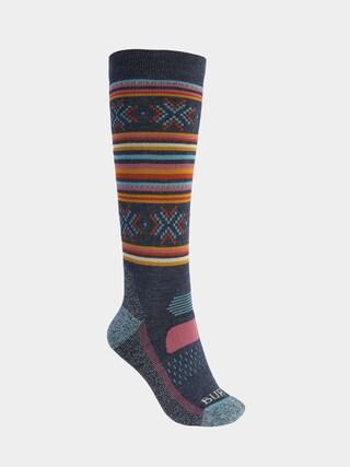 Burton Performance Midweight Socks Wmn (dark slate)