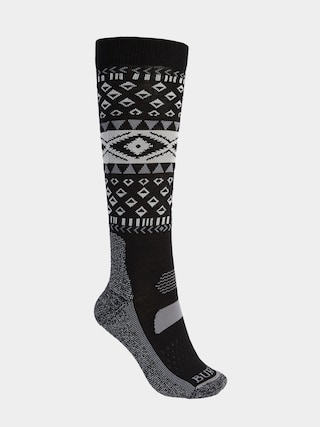 Burton Performance Lightweight Socks Wmn (true black)