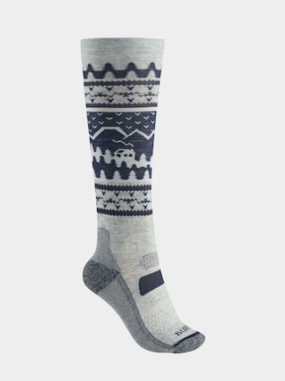 Burton Performance Ultralight Socks Wmn (mood indigo)