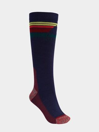 Burton Emblem Midweight Socks Wmn (dress blue)