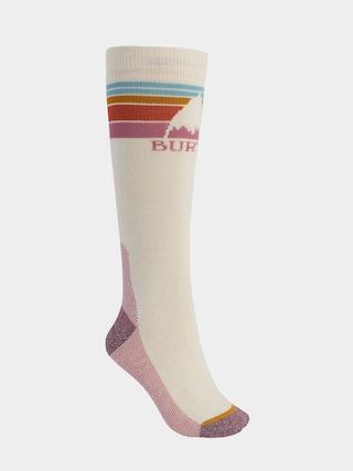 Burton Emblem Midweight Socks Wmn (creme brulee)