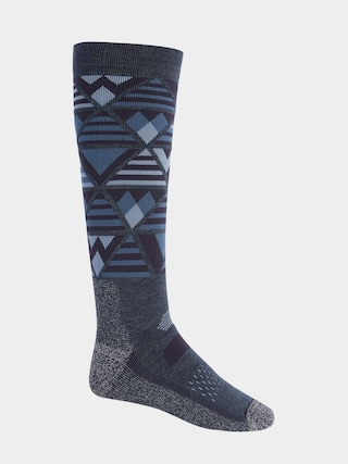 Burton Performance Midweight Socks (dark slate heather)