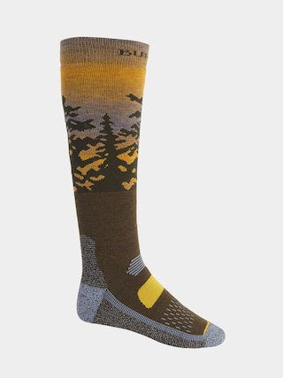 Burton Performance Midweight Socks (sunrise)