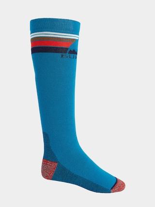 Burton Emblem Midweight Socks (bay blue)