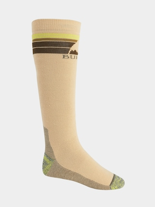 Burton Emblem Midweight Socks (irish cream)