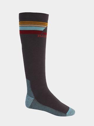 Burton Emblem Midweight Socks (dark slate)