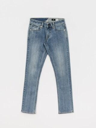 Volcom 2X4 Denim Pants (old town indigo)