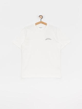 Carhartt WIP University Script T-shirt (white/black)