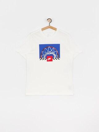 Nike Sportswear Basket T-shirt (white)
