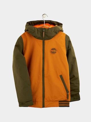 Burton Game Day Snowboard jacket (true penny)
