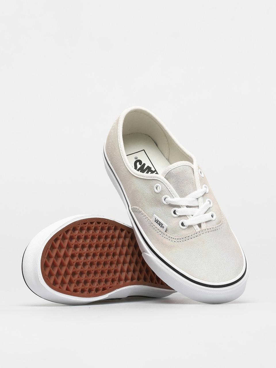 Vans Authentic Shoes (prism suede/mtllcblcdblc)