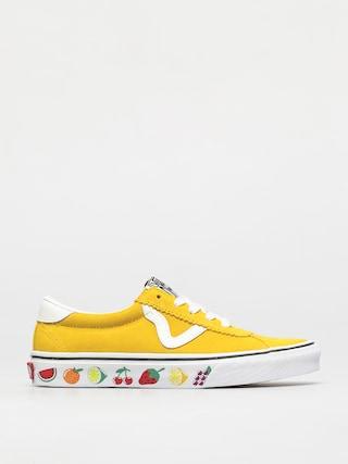 Vans Sport Shoes (sidewall print/frtsrtwht)