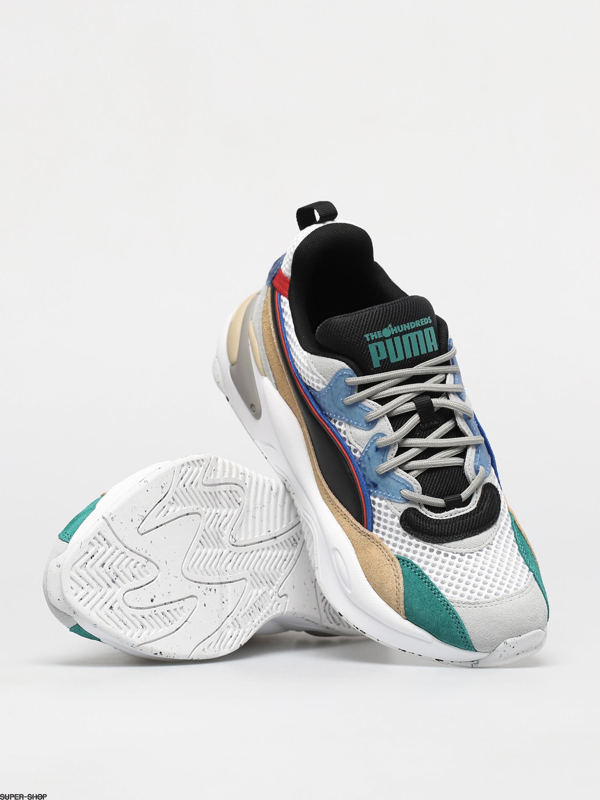 Puma Rs 2k Hf The Hundreds Shoes White Asparagus