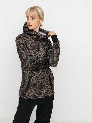 Volcom Spring Shred HD Active sweatshirt Wmn (leopard)