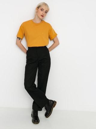 Carhartt WIP Chase T-shirt Wmn (winter sun/gold)