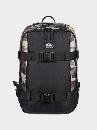 Quiksilver Skate Pack II Backpack (crucial camo)