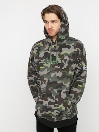 Volcom Jla HD Active sweatshirt (army)