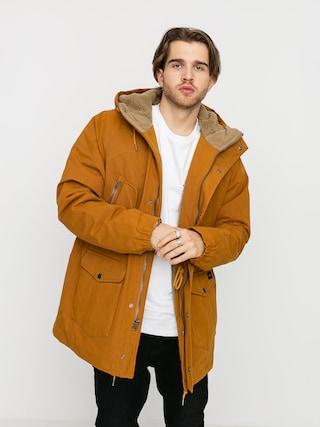 Volcom Starget 5K Parka Jacket (golden brown)