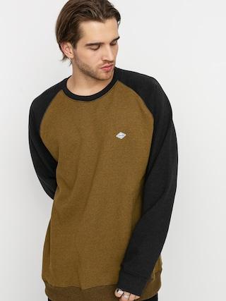 Volcom Homak Crew Sweatshirt (golden brown)