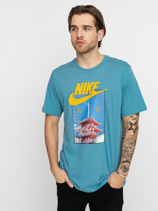 Nike Air Photo T-shirt (cerulean)