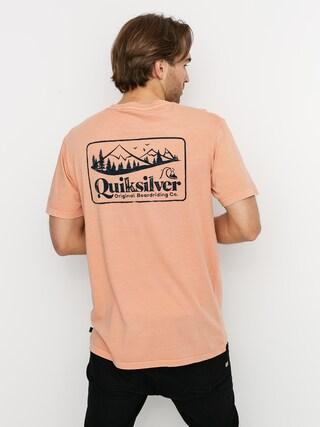 Quiksilver Old Habit T-shirt (henna)