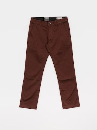 Volcom Frickin Modern Stret Pants (mahogany)