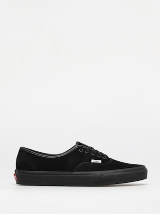 Vans Authentic Shoes (pig suede/black/black)