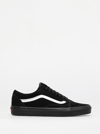 Vans Old Skool Shoes (pig suede/black/black)