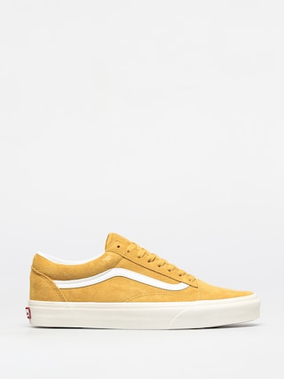 Vans Old Skool Shoes (pig suede/honeygoldtrwht)